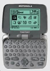Motorola TimePort P935 pager