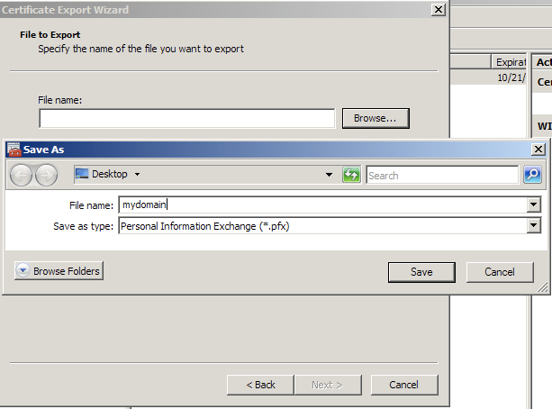 Enter Filename