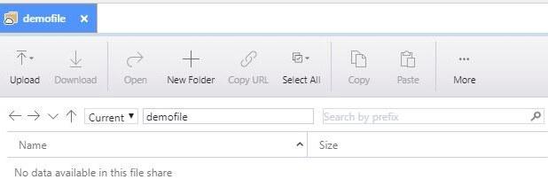 example file create screen