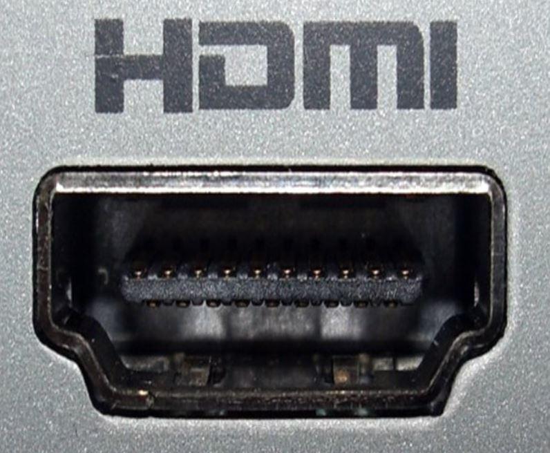 H D M I port