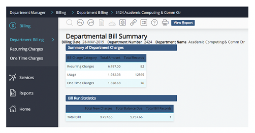 where to find billing date