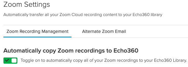 showing zoom toggle