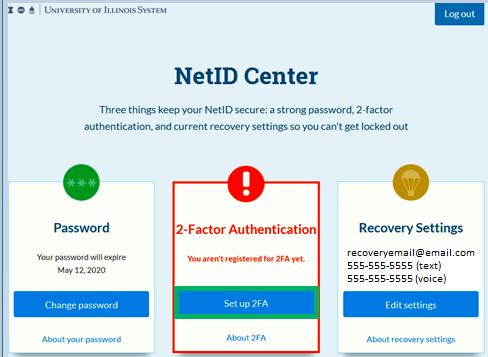 2FA Authentication
