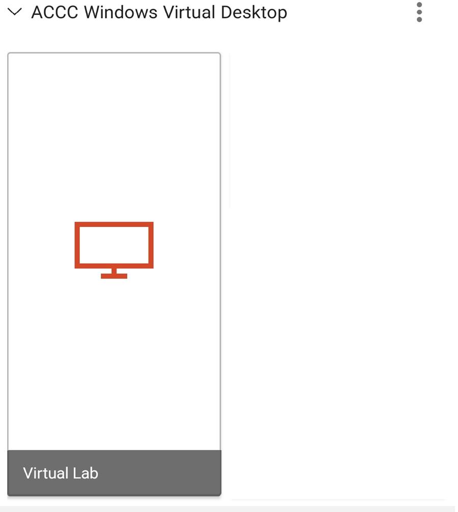 example windows virtual desktop  screen