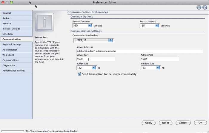 example mac preferences screen